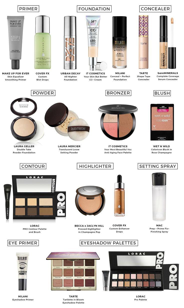 best 25 makeup items ideas on pinterest makeup kit