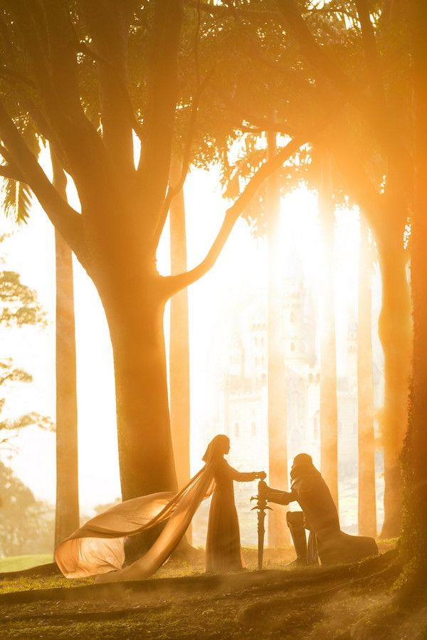 This Couple's Wedding Was A Journey From Middle Earth To Azeroth