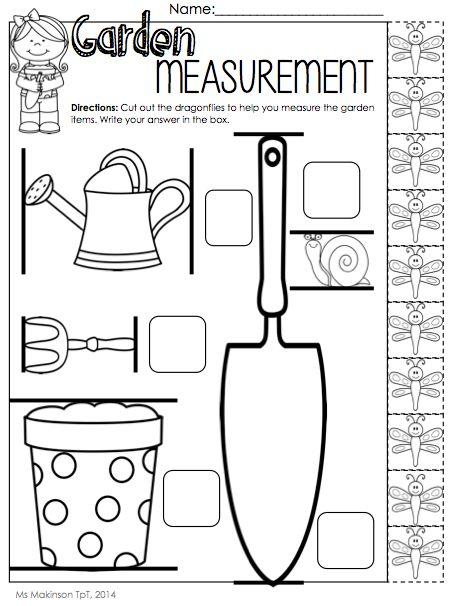 25+ best Measurement kindergarten ideas on Pinterest