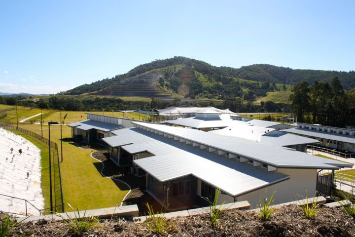 Federal State School Fencing