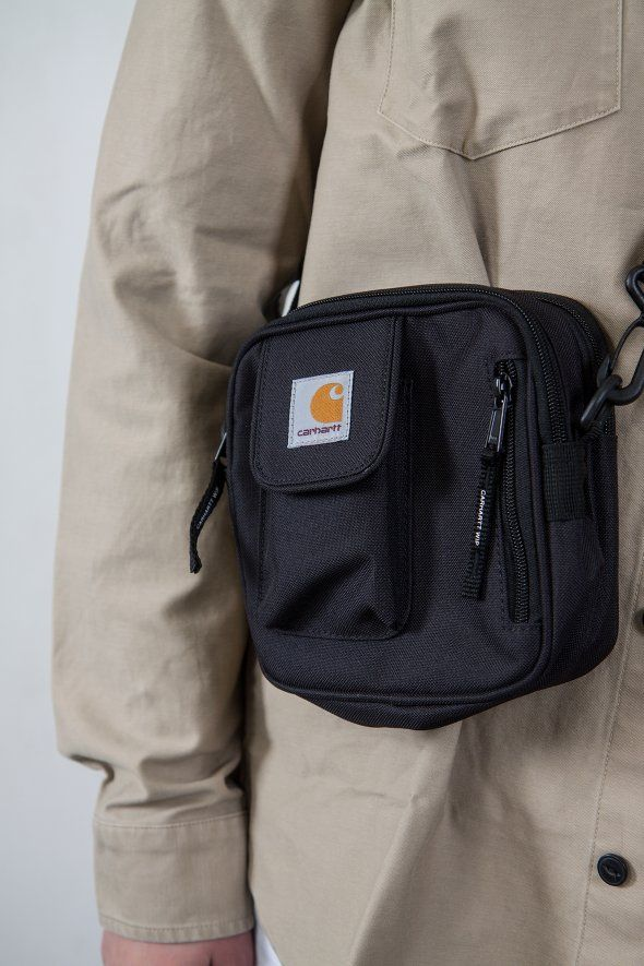 Carhartt - Essentials Bag Small,  carhartt bag, carhartt black, carhartt clothing, carhartt work in progress, carhartt accessories, accessories,