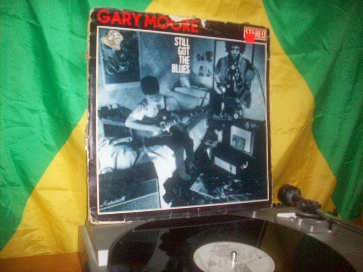 #GaryMoore - Still Got The Blues