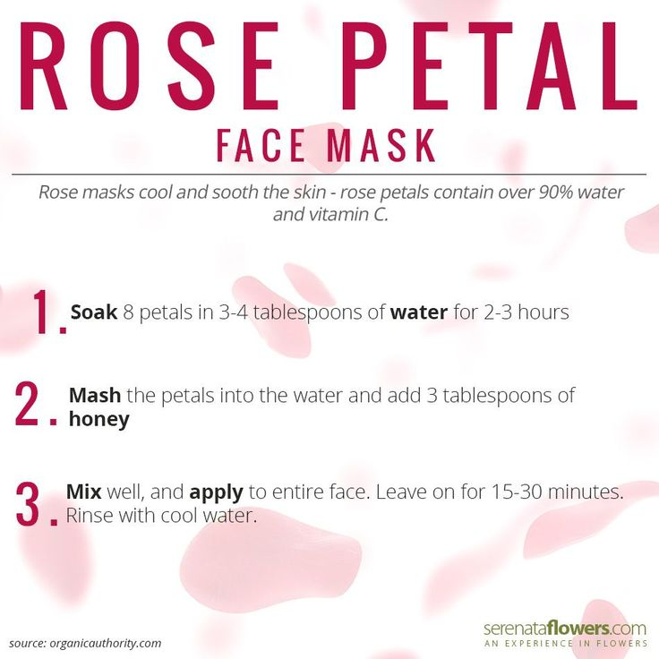 rose petal face mask  how to use rose petals, rose petals in beauty treatments, …