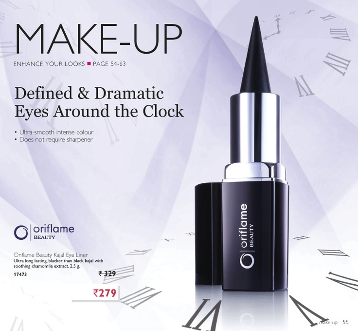 Oriflame April Month Catalogue 2013,  Makeup Products  For product inquiry visit www.purvipritesh.com or call us on  +917600077760 Today.