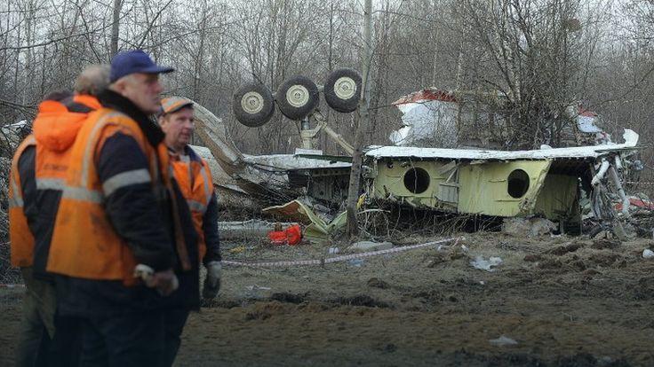 """""""wSieci"""": rewelacje Juergena Rotha nt. zamachu w Smoleńsku #Smoleńsk #katastrofa"""
