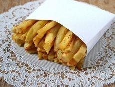 Хрустящий картофель фри без капли жира. Готовится на раз, два, три!