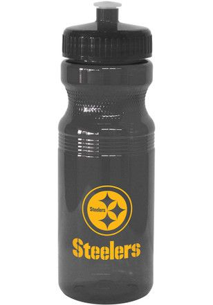 Pittsburgh Steelers 24oz Squeeze Water Bottle
