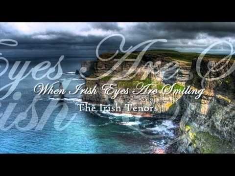 Really thinking of my Irish mom this morning. The Irish Tenors - When Irish Eyes Are Smiling