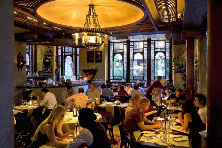 13 Restaurants You Should 100 Take A First Date To In Toronto