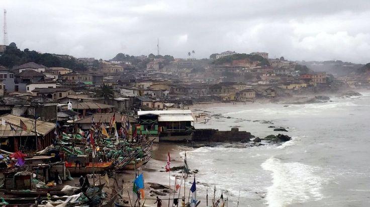 Cape Coast, Ghana  (July-August 2016)