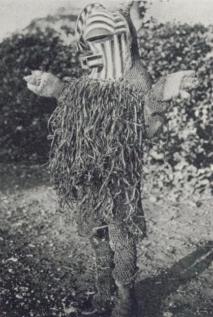 Songye Female Kifwebe mask