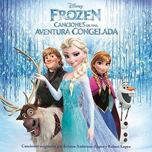 Various Artists - Frozen Canciones de una Aventura Congelada