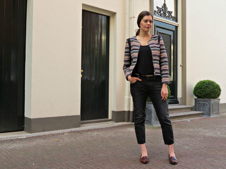 everydayCHIC / persoonlijk modeblog: OUTFIT / black jeans