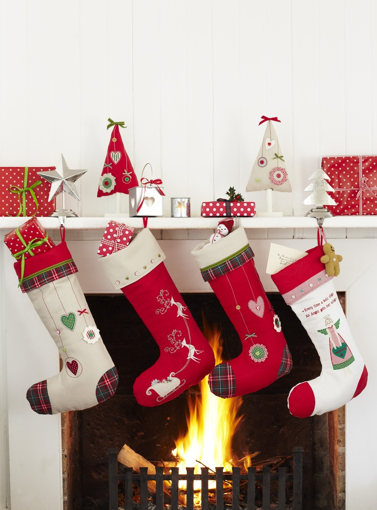 Christmas Stocking not on the high