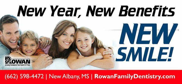 PPO Providers for Delta Dental, Always Care, Chips, Guardian, Aetna, Cigna - Rowan Family Dentistry, New Albany, MS  38652
