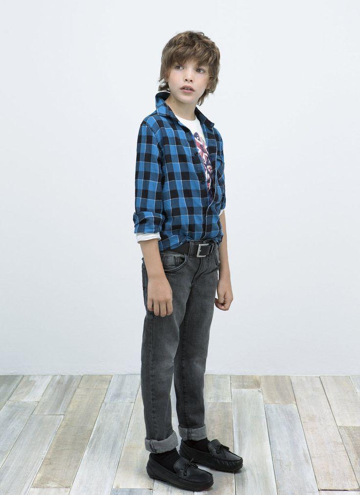 Augustus - Kids - Lookbook - ZARA Nederland - Look 9