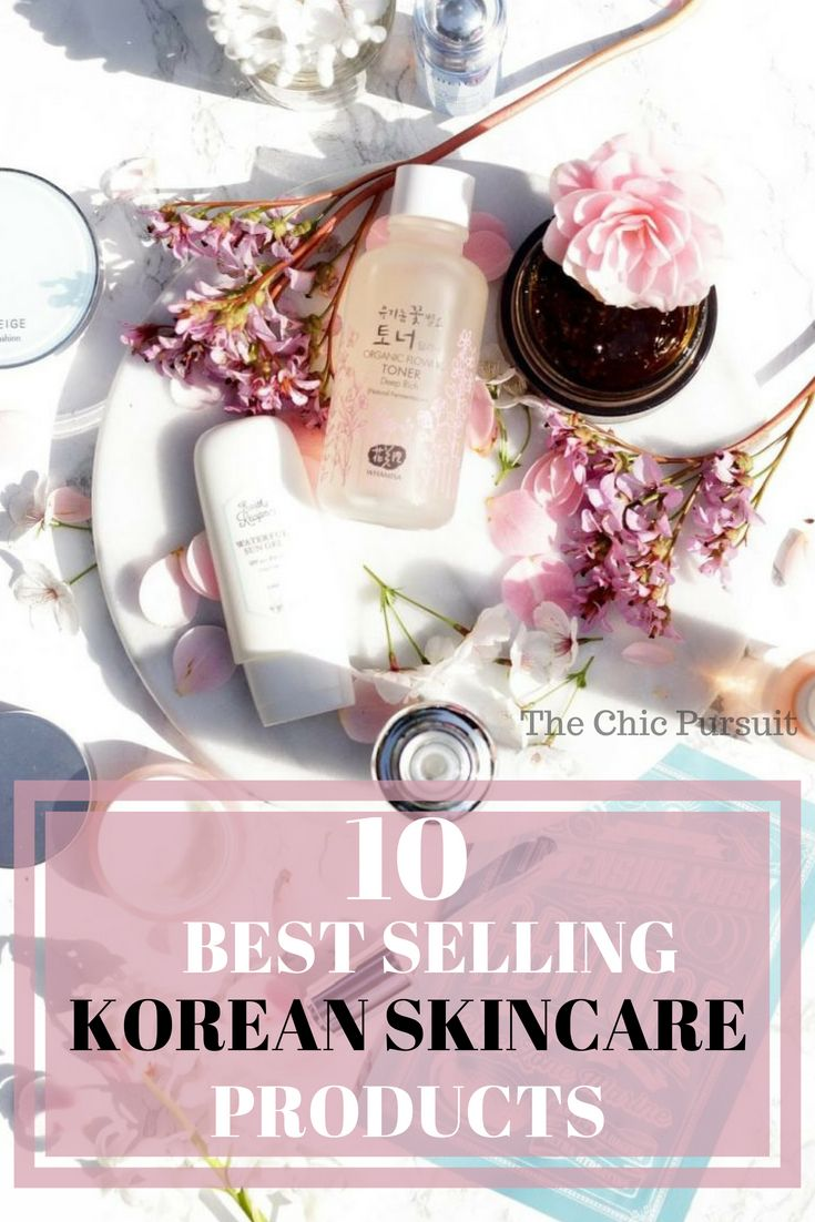 Not Sure Which Korean Beauty Product To Try Next Here Are The 10 Best Selling Korean Skin Care Produ Korean Skincare Korean Skincare Routine Natural Hair Mask