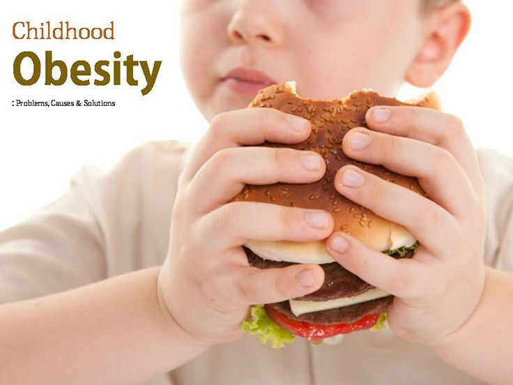 understanding the causes and problems of obesity in children A strong correlation exists between childhood and adult obesity lower adult obesity rates are a key indicator of success in childhood obesity prevention obesity is defined by body mass index (bmi), a measure of a person's weight in relation to his or.