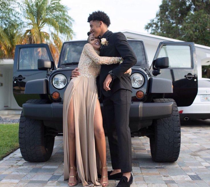 #BlackLove❤️‼️ They Look So Happy ✨✨✨ Together  Pinterest ➡️Hair,Nails,And Style  Pinterest ➡️Hair,Nails,And Style