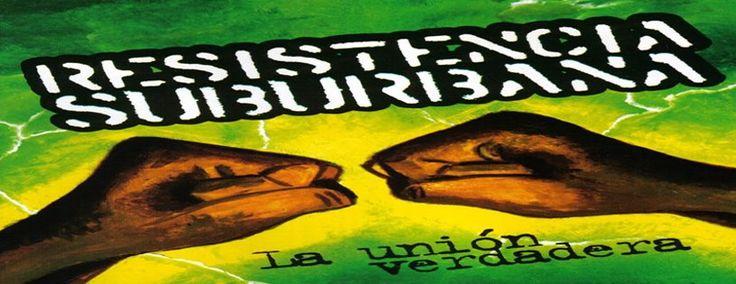 Nueva #Portada Para Tu #Facebook   Resistencia Suburbana    http://crearportadas.com/facebook-gratis-online/resistencia-suburbana/  #FacebookCover #CoverPhoto #fbcovers