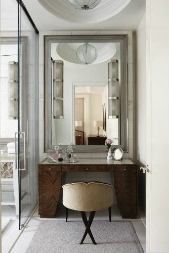 Best 25 contemporary dressing tables ideas on pinterest for Skinny dressing table