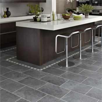 Karndean Knight Tile Cumbrian Stone Vinyl Flooring Tiles