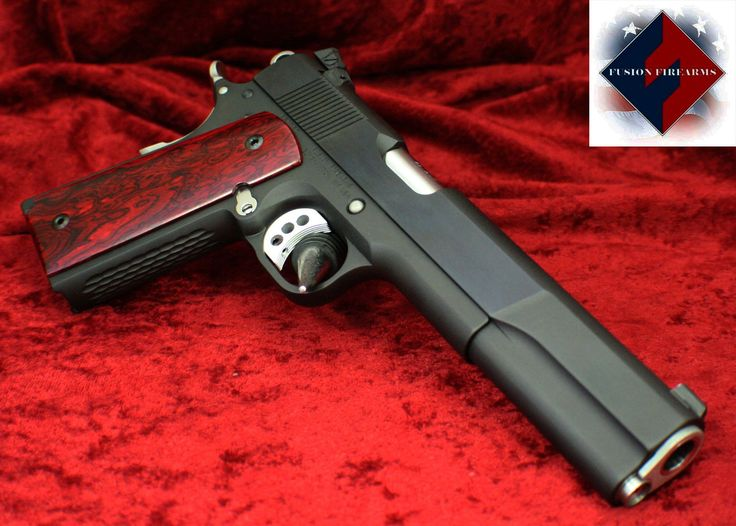 1911 Colt Pistol, Colt, Pistol, M1911, M1911-A1, Custom 1911 pistols, 9mm, 45acp, 40 S&W, 10mm, 38 Super, 9x23, 400 Corbon, Firearms, 1911 parts, 1911 Assemblies, LPA sights, Fusion, fusionfirearms