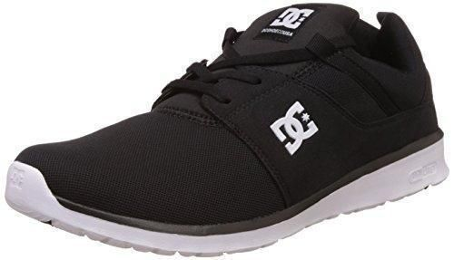 Oferta: 75€ Dto: -29%. Comprar Ofertas de DC Shoes, HEATHROW M SHOE - Zapatillas para hombre, Negro (black/white bkw), 43 barato. ¡Mira las ofertas!