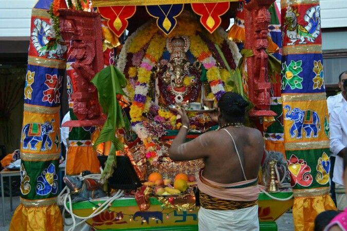 Liverpool Ganesh Temple is a South Indian cultural Hindu temple located in Liverpool, United Kingdom.