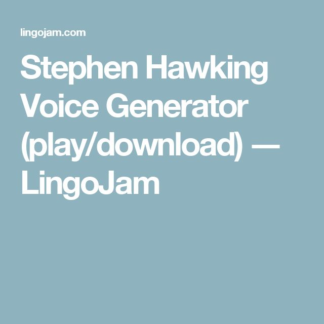 The 25+ best Robot voice generator ideas on Pinterest Maternity - leave application