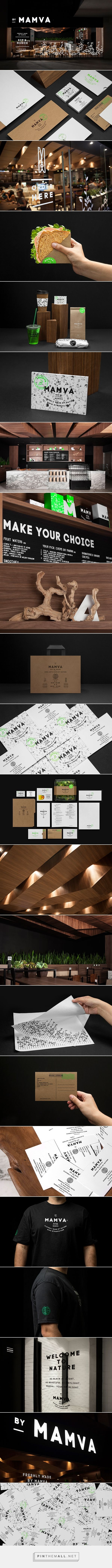 Mamva on Behance - created via http://pinthemall.net