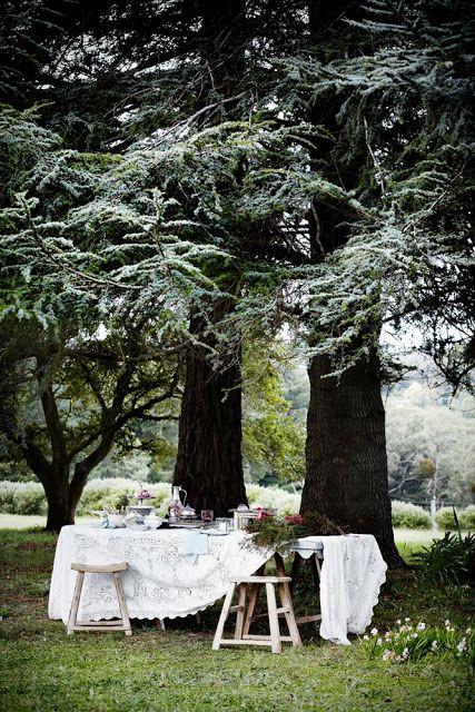 ATELIER RUE VERTE , le blog: Noël 2016 / Inspirations#3 / Ambiance bucolique pour une table australienne /