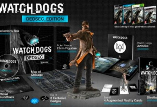 Gaming News - Watch Dogs Release date and trailer   GES SA