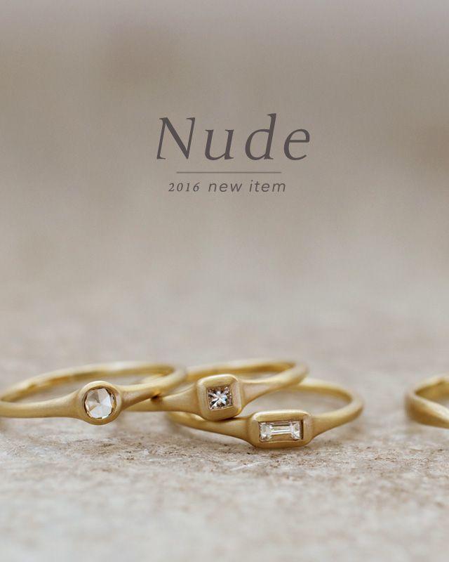 mederu jewelry / nude 2016 new item