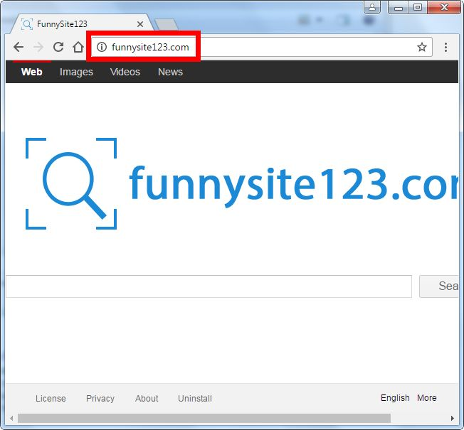 Funnysite123.com Description
