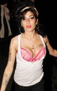 Boob Amy winehouse