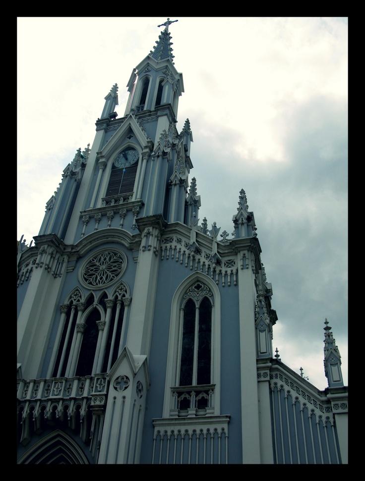 Iglesia de la Ermita, Cali Colombia