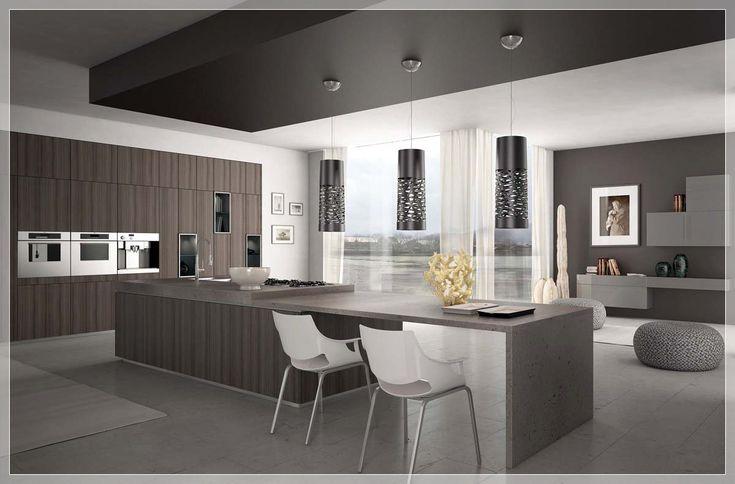 Moderne kjøkken inspirasjon – Kjøkkenutstyr