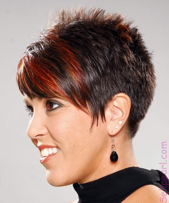 Cool 1000 Ideas About Short Spiky Hairstyles On Pinterest Haircuts Short Hairstyles Gunalazisus