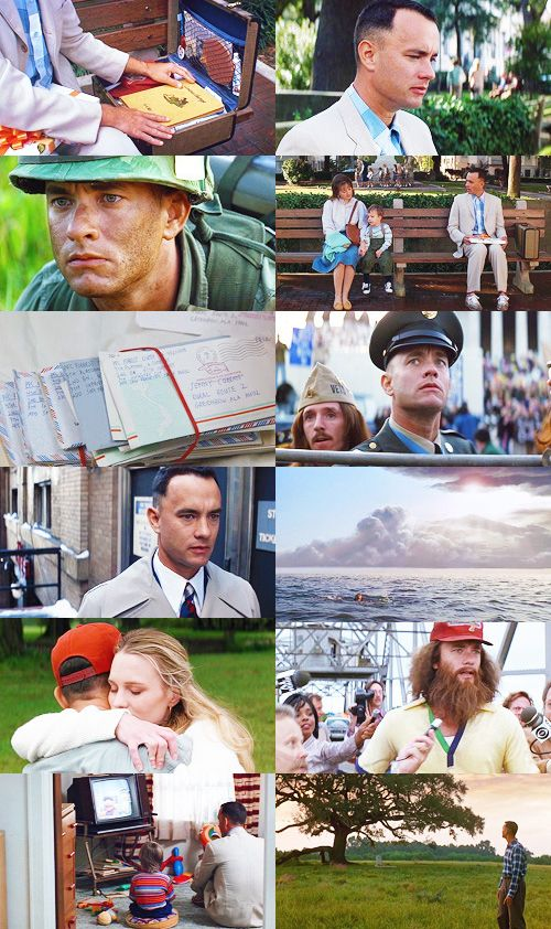 Observation 1: Introduction Forrest Gump was born in Greenbow, Alabama in 1944. He was raised by his mother and never knew his father. With an IQ of 75, he was nearly prevented from being accepted into public school. He faced ridicule during his school years, but was able to earn a football scholarship to attend the University of Alabama.