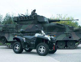 08.09.2012: EXPLORER beim Tag der Offenen Tür in der Liechtenstein-Kaserne Allentsteig