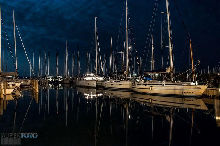 #Balatonfüred #Hungary #lake #night #ajpekfoto #nikon #tó #Photography #balaton