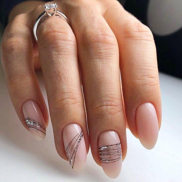 Nails In 2020 Elegant Nails Elegant Nail Designs Trendy Nails