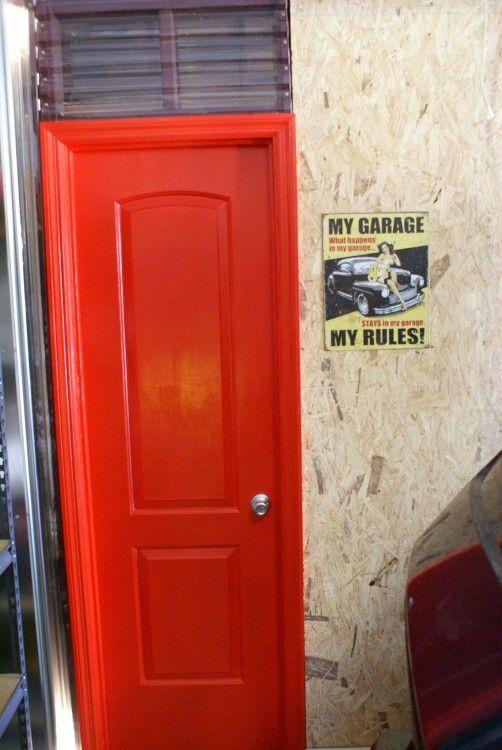 Top 25 Best Red Garage Door Ideas On Pinterest