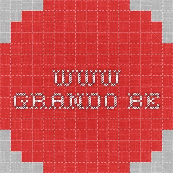 www.grando.be