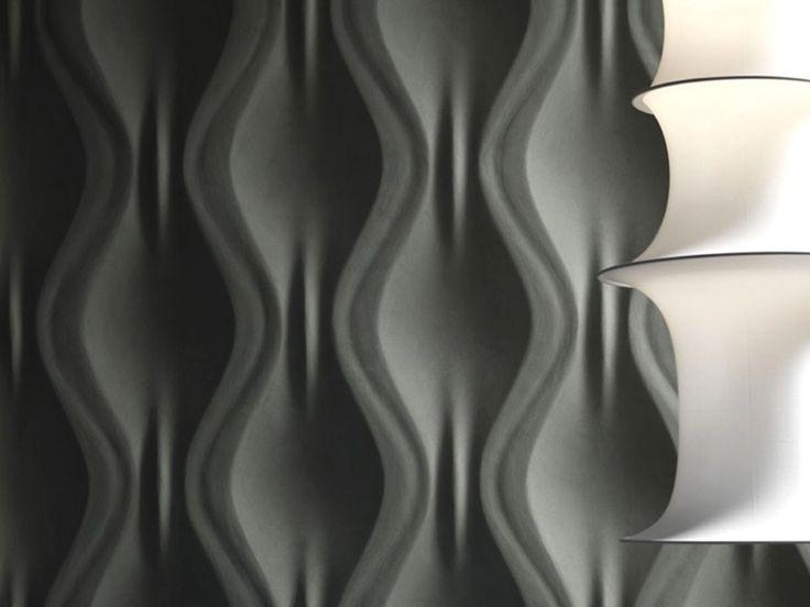 Pannello con effetti tridimensionali ONDA by 3D Surface