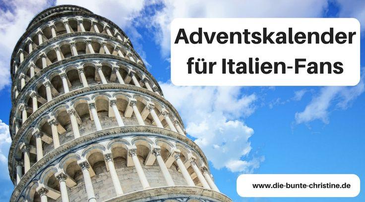DIY: Italien-Adventskalender