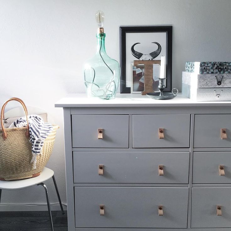 Ikea 'Hemnes' dresser hack @just_another_coast