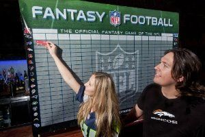 2014 - 2015 NFL The Official Fantasy Football Draft Kit