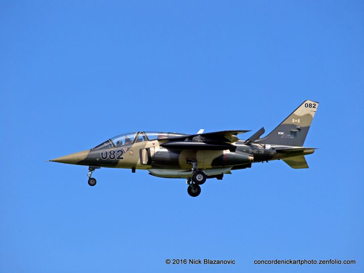 https://flic.kr/p/KkJbCC | Top Aces Alpha Jet | A Top Aces Alpha Jet on final…